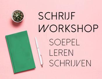 schrijfworkshop amsterdam