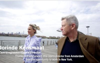 Jorinde Keesmaat maakt opera in New York